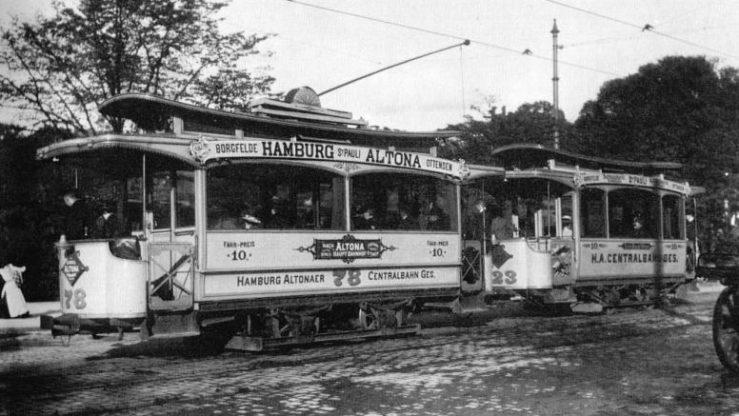 Straßenbahn Altona