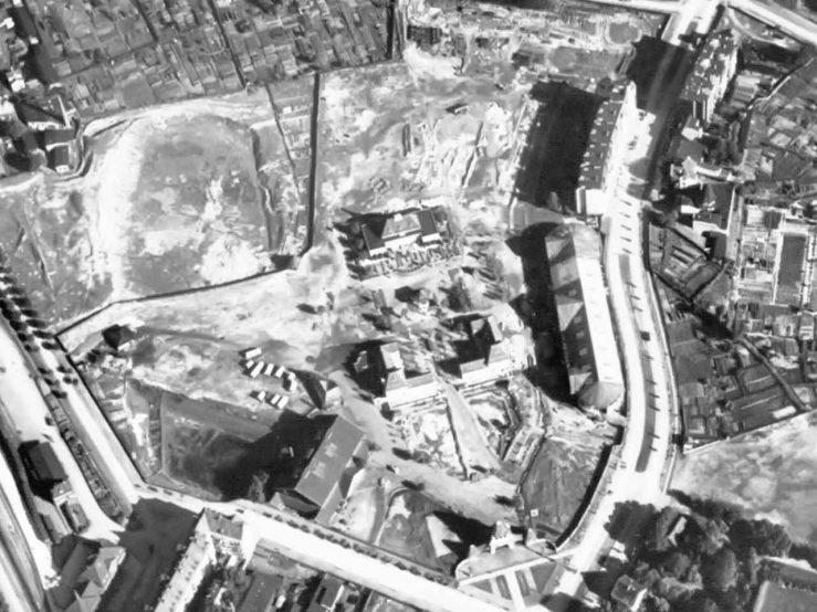 Luftbild Luna Park 1921